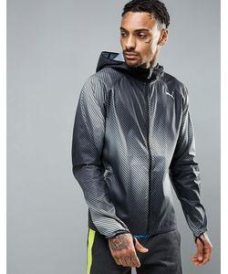 Puma | Черная Компактная Куртка 51435001