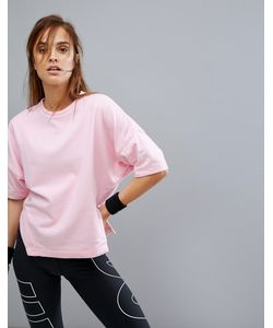Nike | Спортивый Топ С Коротким Рукавом Training Dry