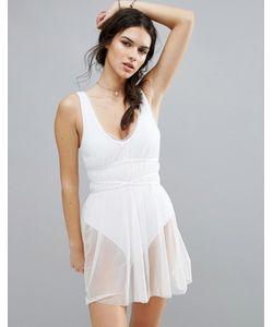 Free People   Балетное Платье Prima