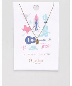Orelia | Ожерелье С Подвеской Штат Техас