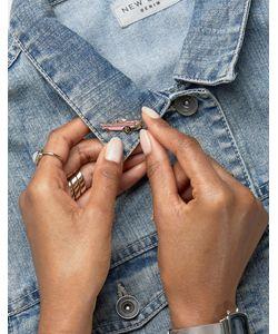 ZERO GRAVITY | Bel Air Pin Badge