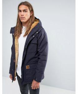 Carhartt WIP   Куртка С Подкладкой Из Искусственного Меха Mentley