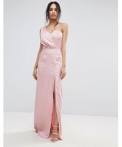 MISSGUIDED | Платье Макси На Одно Плечо