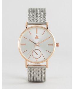Asos | Часы С Сетчатым Ремешком Premium
