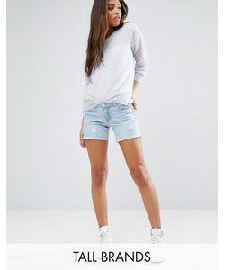 Vero Moda Tall | Длинные Джинсовые Шорты