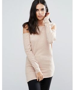Fashion Union | Джемпер С Открытыми Плечами