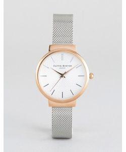 Olivia Burton | Часы С Сетчатым Металлическим Ремешком Hackney
