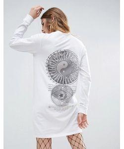 Asos | Платье С Символом Инь-Ян
