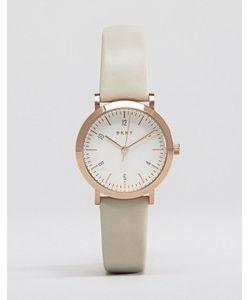 DKNY | Часы С Серым Кожаным Ремешком Minetta Ny2514