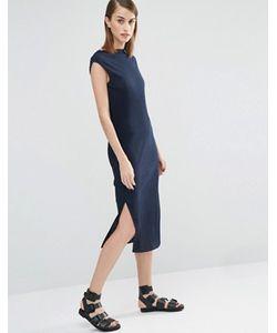 Selected | Плиссированное Платье Миди Keba