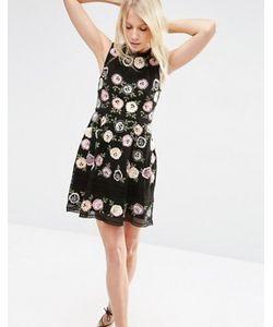Needle & Thread | Платье Для Выпускного Rose Noir