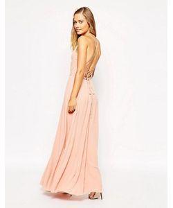 Asos | Платье Макси С Завязкой Сзади