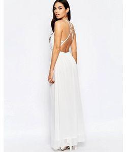Oh My Love | Платье Макси С Лямками Сзади