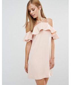 Keepsake | Платье С Оборками Bitter Sweet
