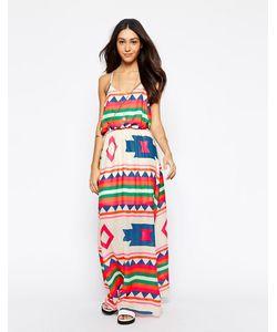 Meghan Fabulous | Платье Макси Tara