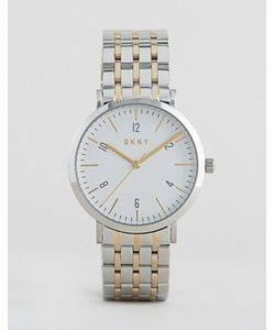 DKNY | Серебристые Часы Minetta