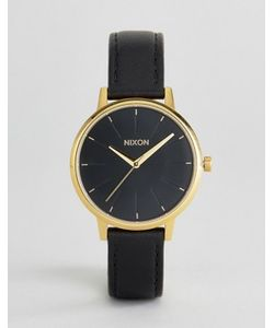 Nixon | Leather Kensington Watch