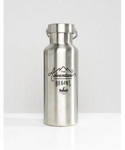 Gentlemen's Hardware | Бутылка Для Воды Из Нержавеющей Стали