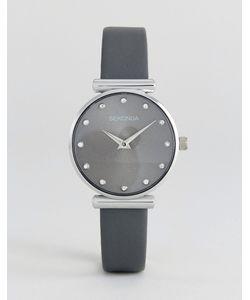 Sekonda | Часы С Черным Кожаным Ремешком 2470