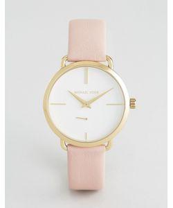 Michael Kors | Часы С Розовым Кожаным Ремешком Mk2659 Cinthia