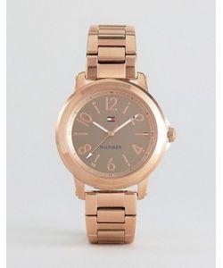 Tommy Hilfiger | Часы С Покрытием Из Розового Золота Ellie