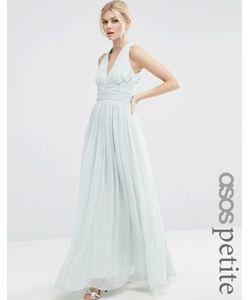 ASOS PETITE | Платье Макси Wedding Hollywood