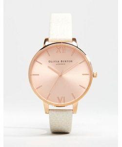 Olivia Burton | Часы Цвета Розового Золота Ob13bd11