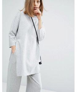 Dr. Denim | Dr Denim Rylen Long Line Co-Ord Sweater
