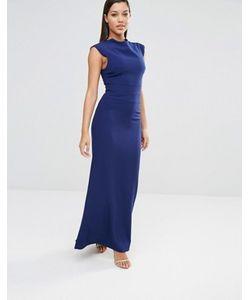 AQ AQ | Платье Макси Aq/Aq Vapid