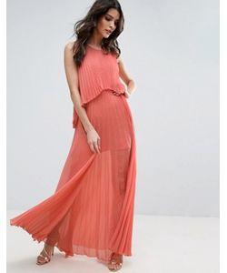 Jovonna | Плиссированное Платье Angel Delight