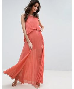 Jovonna | Angel Delight Pleated Dress