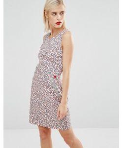 Love Moschino | Платье С Леопардовым Принтом