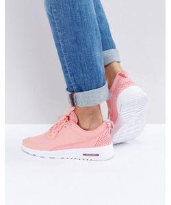 Nike | Розовые Кроссовки Air Max Thea