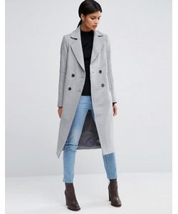 Asos | Полушерстяное Пальто