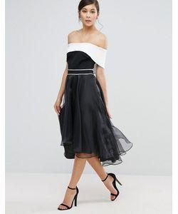 Coast | Эффектное Платье С Открытыми Плечами Carvina