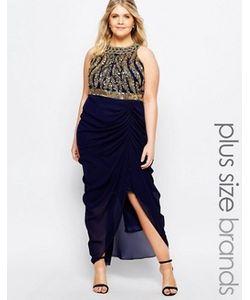 Virgos Lounge Plus   Платье Макси Genevieve