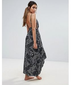 Somedays | Пляжное Платье Макси С Лямками На Спине Lovin