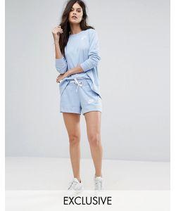 Nike | Синие Классические Спортивные Шорты Эксклюзивно Для