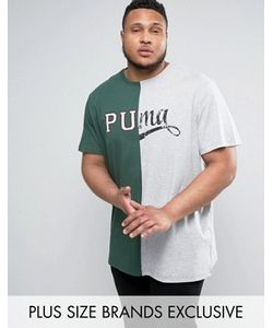 Puma | Футболка С Логотипом Plus Эксклюзивно Для 57531201
