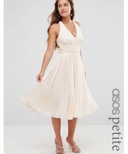 ASOS PETITE | Платье Миди Wedding Hollywood