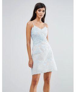 aijek | Кружевное Платье Мини