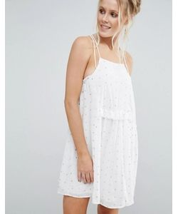 Little White Lies | Приталенное Платье На Бретельках Bonham