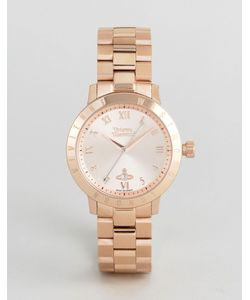 Vivienne Westwood   Золотистые Наручные Часы Vv152rsrs