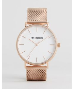 Mr Boho | Mesh Strap Watch In