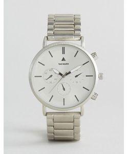 Asos | Серебристые Наручные Часы