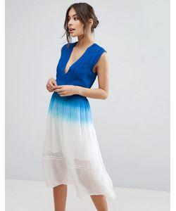 Adelyn Rae | Платье С Эффектом Омбре