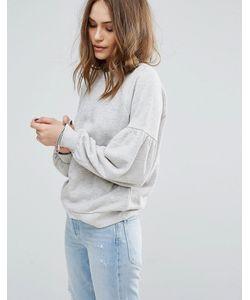 Vero Moda | Свитшот С Широкими Рукавами