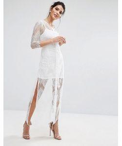 Goldie | Кружевное Платье-Комбинация Karley