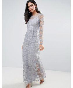 Vero Moda   Кружевное Платье Макси