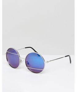 Jeepers Peepers | Солнцезащитные Очки С Синими Стеклами